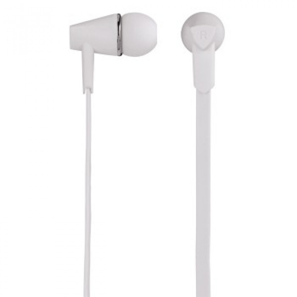 "In-Ear Stereo Earphones ""Joy"" Headset im Ohr kabelgebunden weiß (00135649)"